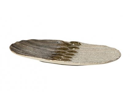 Dekorativní mísa WARIS 01 - 35cm