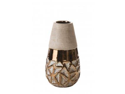 Dekorativní váza MAKOTO 26 cm