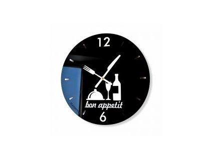Nástěnné hodiny Bon Appetit
