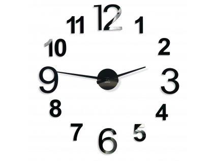 Nástěnné nalepovací hodiny