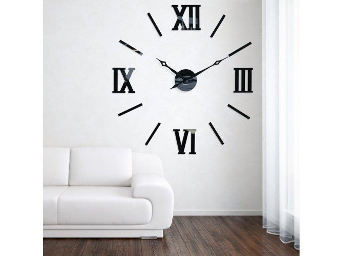 Nástěnné hodiny DIY Admirable 3 50-75 cm