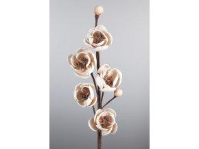 Dekorační umělá květina 169 STAL