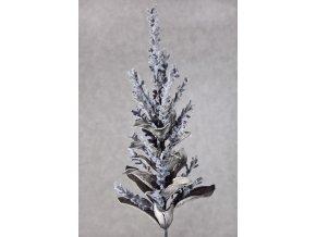 Dekorační květina tráva 145 šedá