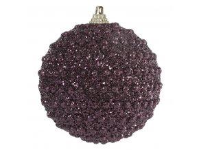 Vánoční ozdoba CINDY 10 cm