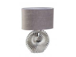 Lampa DINA stříbrná