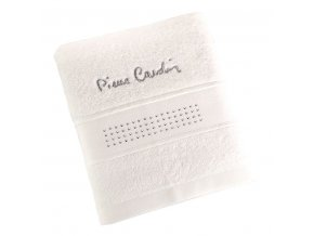 Osuška Pierre Cardin - EVA bílá 70x140