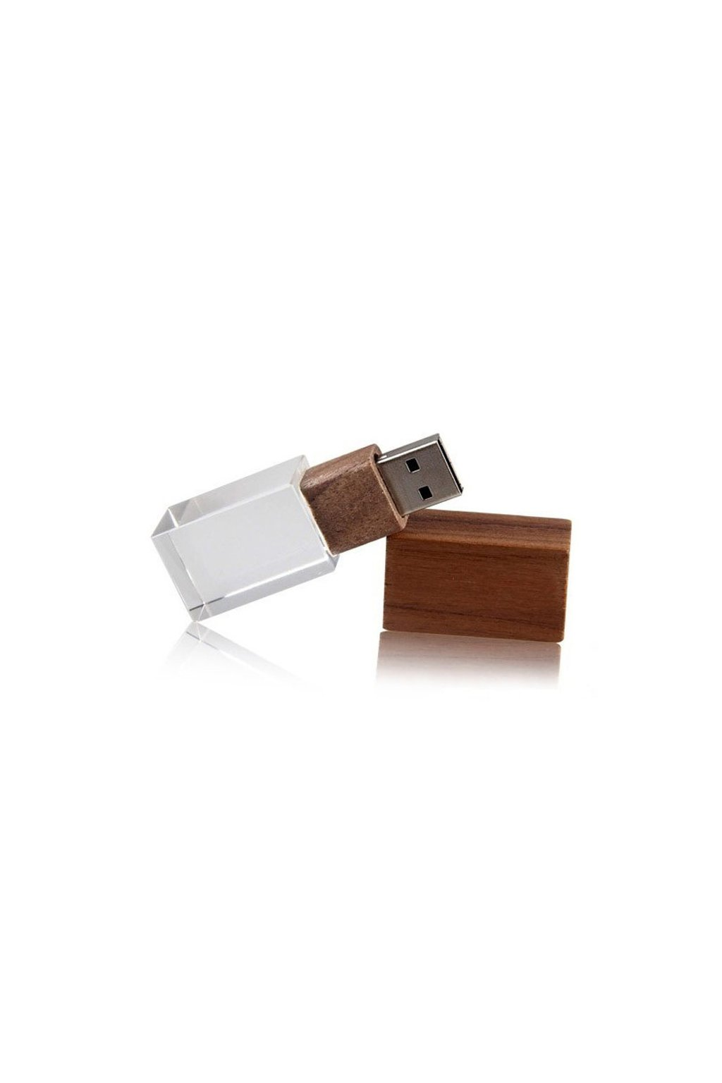 bamboo Glass usb flash drives