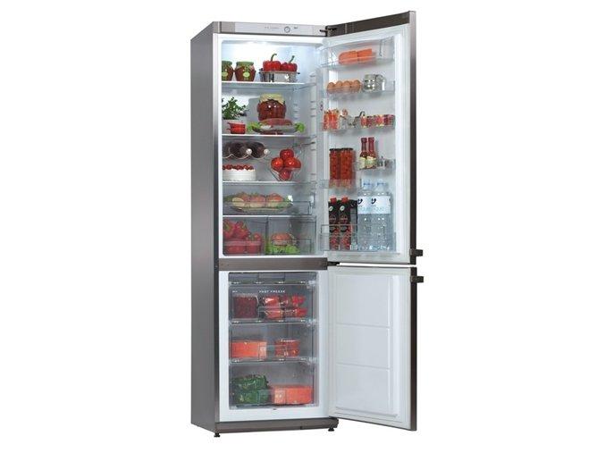 lednice s mrazakem snaige rf36sm p1cbnf