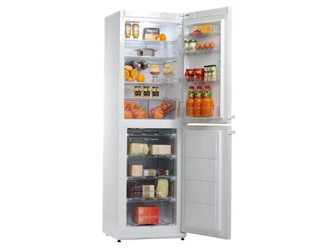 lednice s mrazakem snaige rf35sm p1002e