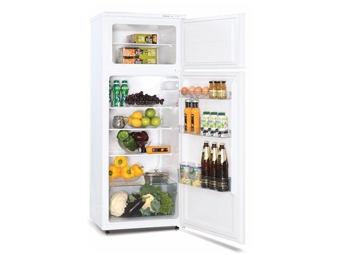 lednice s mrazakem snaige fr24sm p2000e