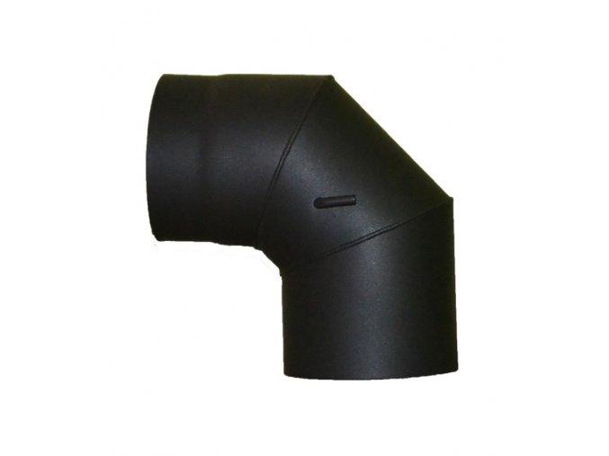 2855 1 koleno 130 90 1 5 mm s klapkou
