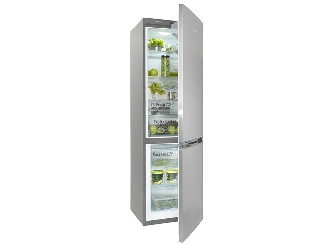 lednice s mrazakem snaige rf58sg p5cbnf