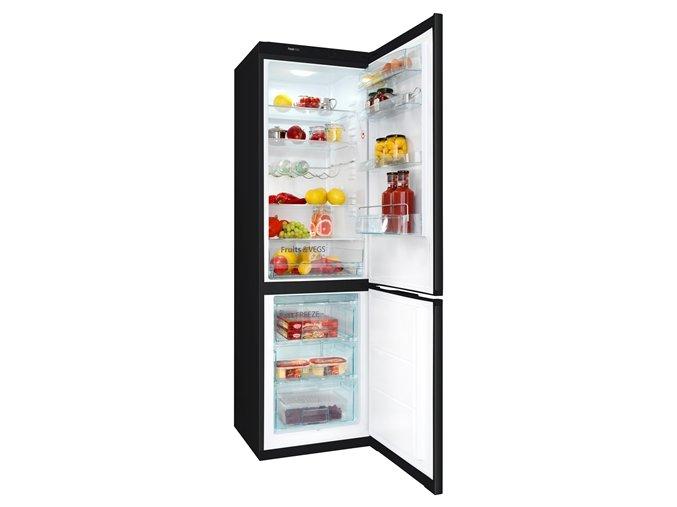 lednice s mrazakem snaige rf58sm s5jj2g