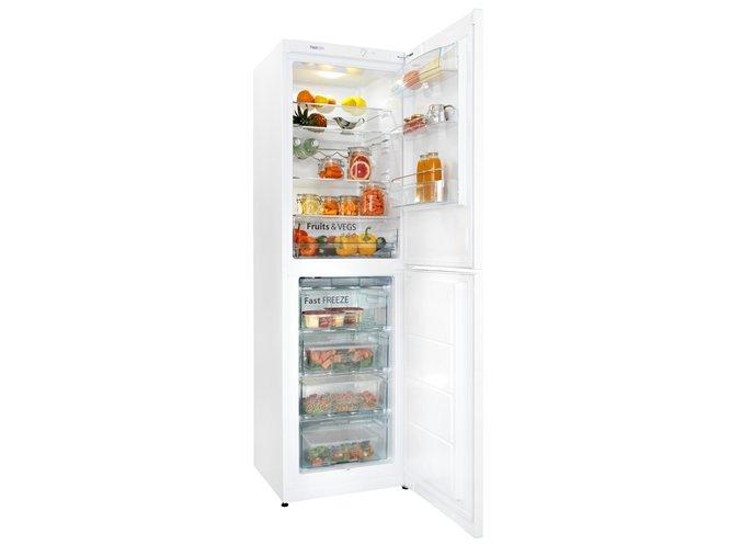 lednice s mrazakem snaige rf57sm p5002e