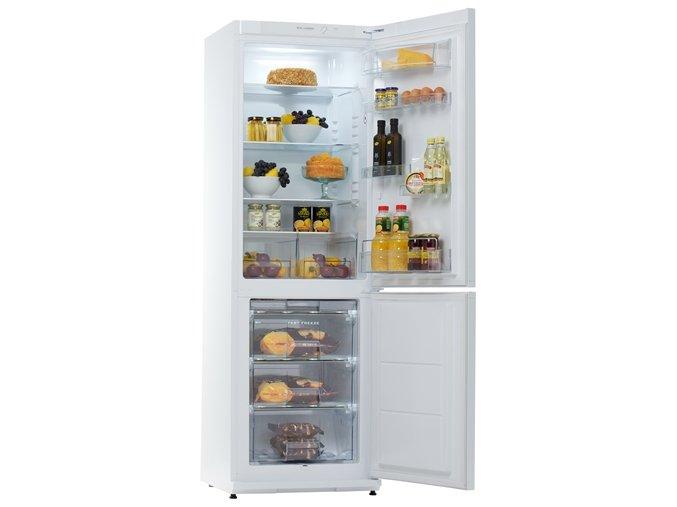 lednice s mrazakem snaige rf34sm s0002f