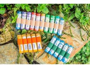 Pružné zásobníky na homeopatika