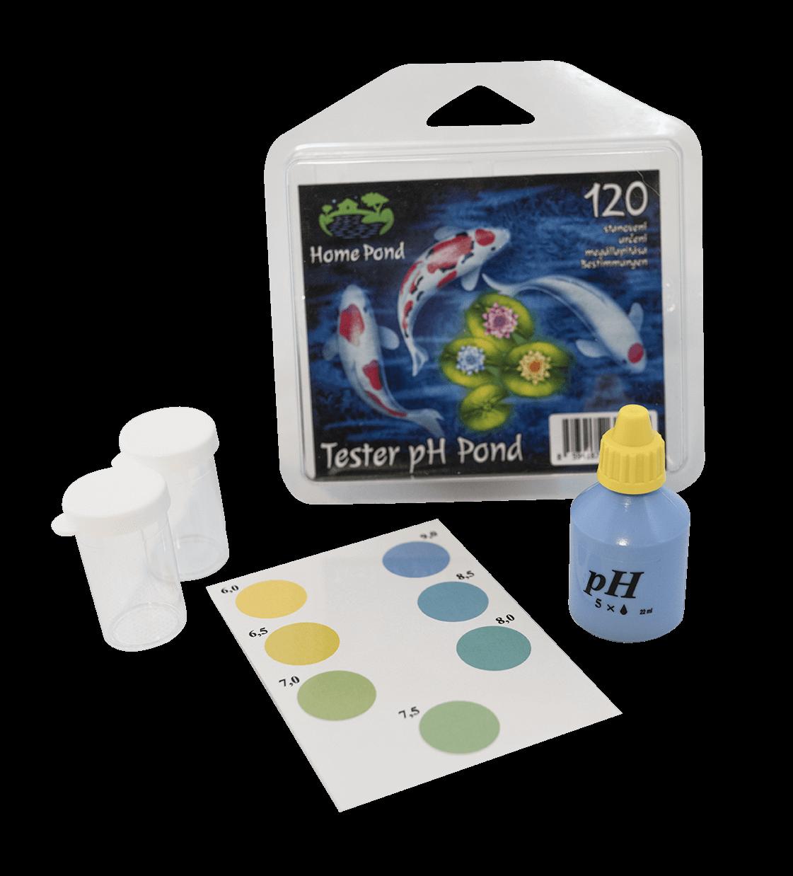 Je pH vody v jazierku dôležitý parameter?