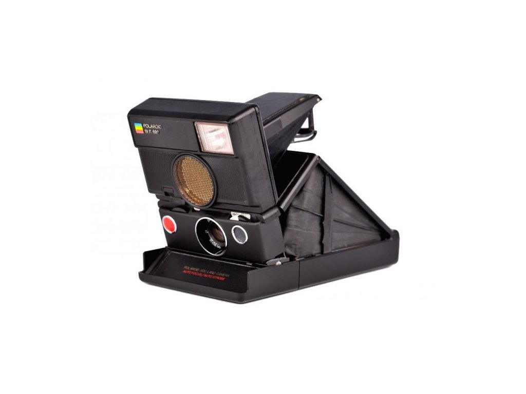 Polaroid SLR 680 Box