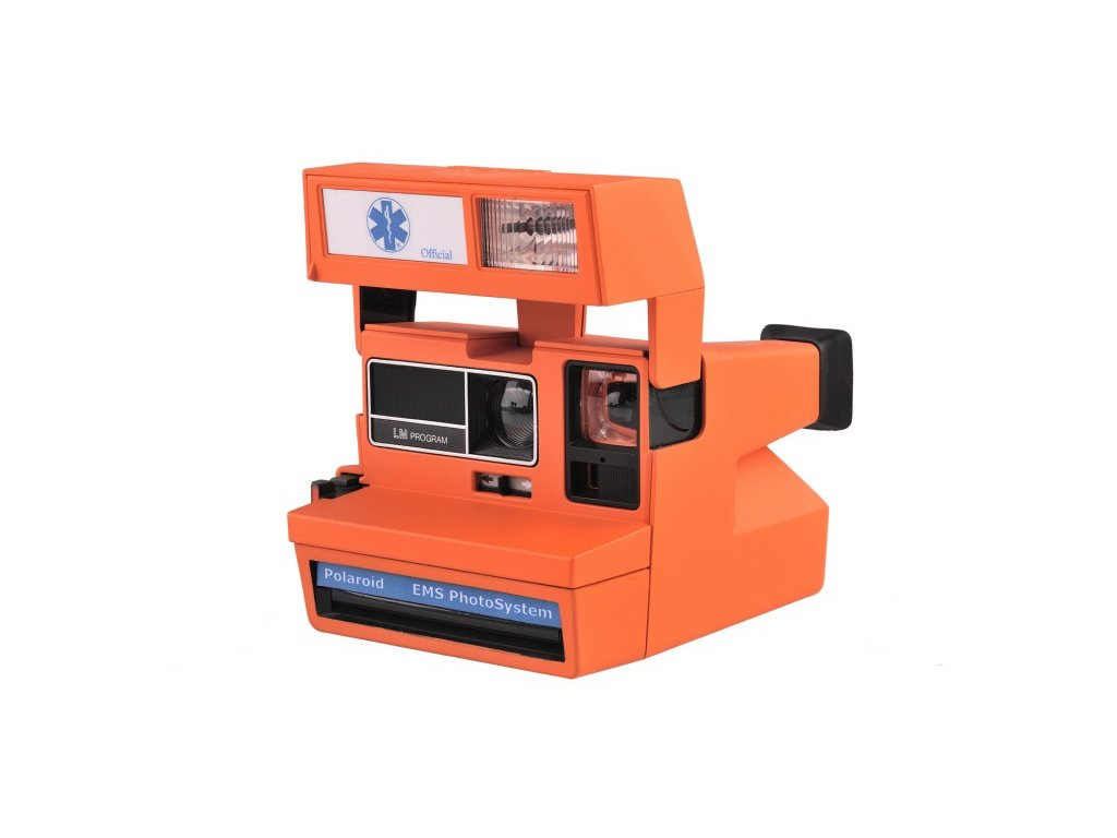 Polaroid 600 EMS PhotoSystem Official