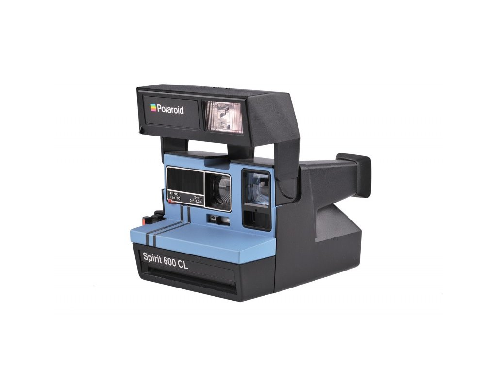 Polaroid Spirit 600 CL Blue