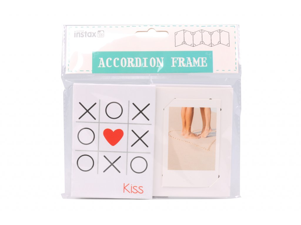Fujifilm Instax Accordion Frame Love