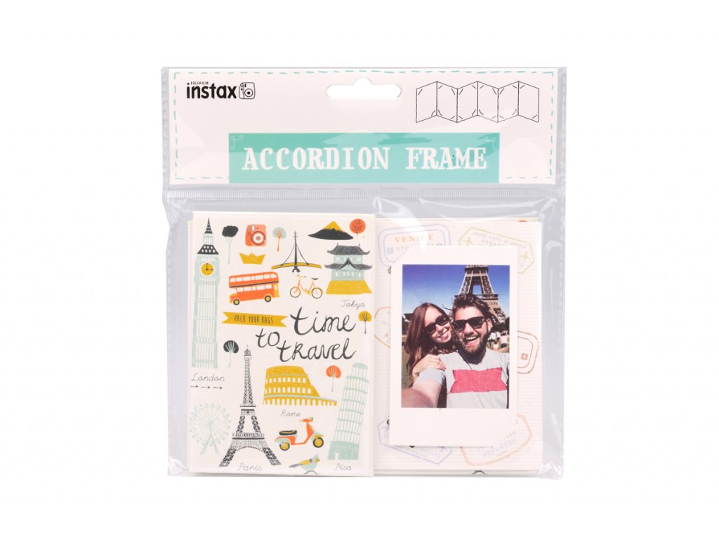 Fujifilm Instax Accordion Frame Travel