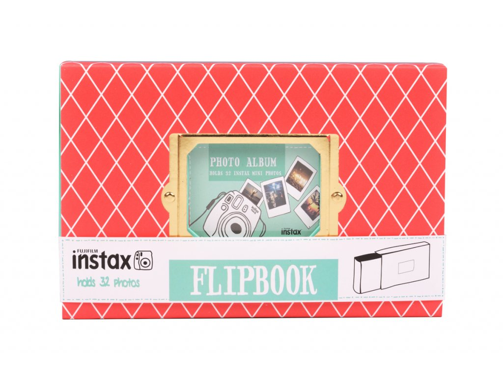 Fujifilm Instax Large Photo Album Pink