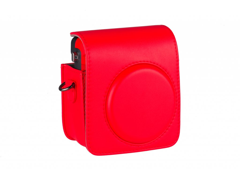 Fujifilm Instax Mini 70 Leather Case Red