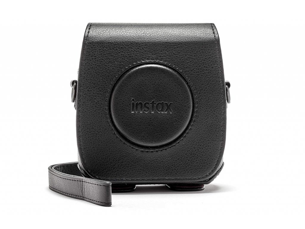 Fujifilm Instax Square SQ20 Leather Case Black