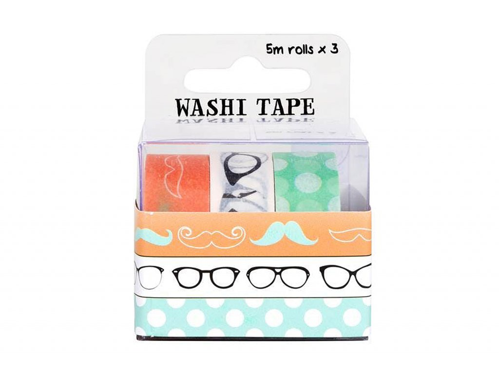 Fujifilm Instax Washi Tape 3 Roll Fashion