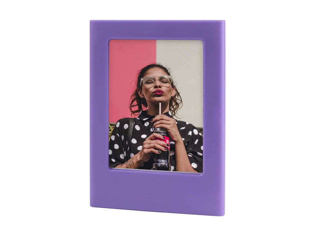 Instax Mini Magnet Photo Frame Ultra Violet