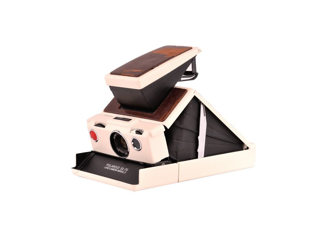 Polaroid SX-70 Model 2 Land Camera