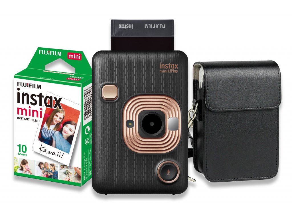 Fujifilm Instax LiPlay Set Black