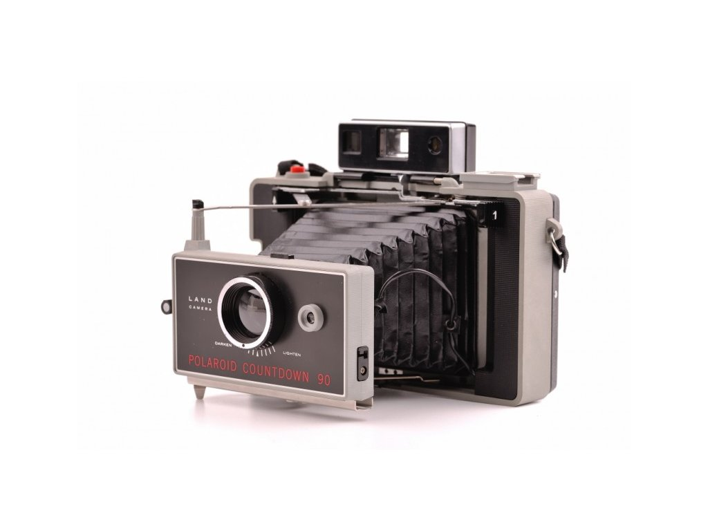 Polaroid Automatic Countdown 90 Land Camera (Typ 100)