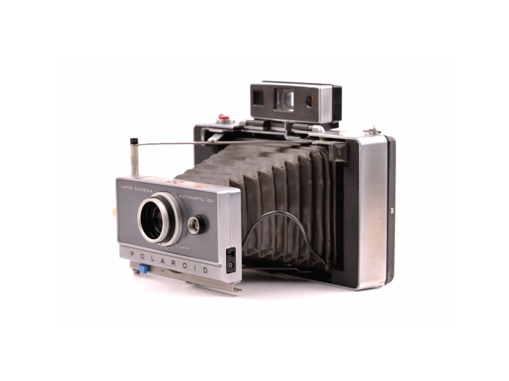 Polaroid Automatic 100 Land Camera (Typ 100)
