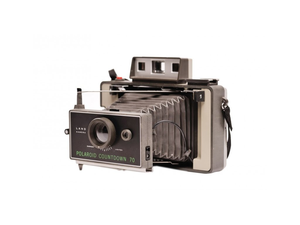Polaroid Automatic Countdown 70 Land Camera (Typ 100)
