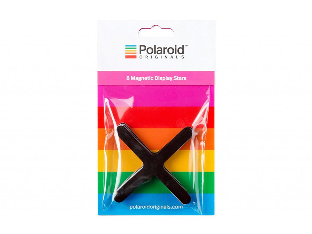 Polaroid Magnetic Display Stars 00
