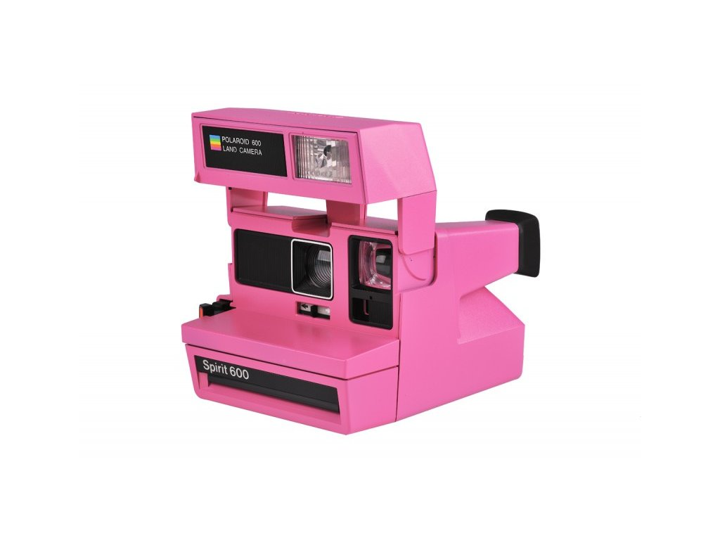 Polaroid 600 Limited edition PINK