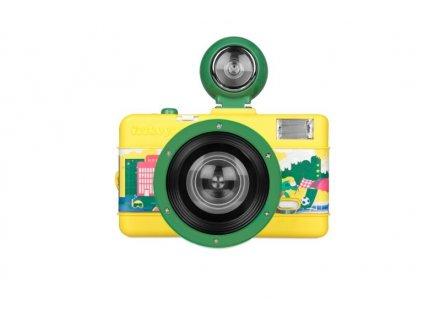 Lomography Fisheye No. 2 Brazil