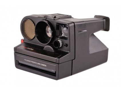 Polaroid Sonar OneStep (Black) Pronto Land Camera