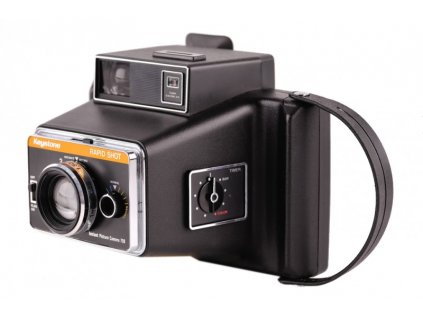 Keystone RAPID SHOT Instant Picture Camera 750