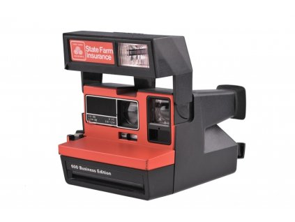 Polaroid 600 Business Edition State Farm Insurance