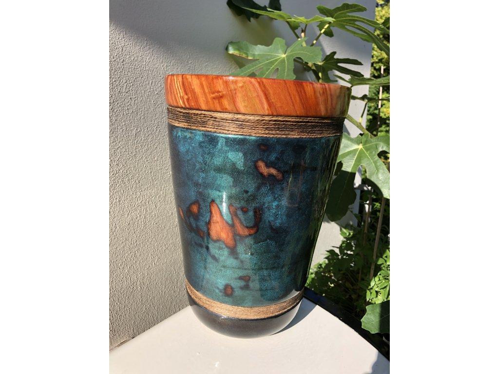 Váza Nazca 36x23 cm