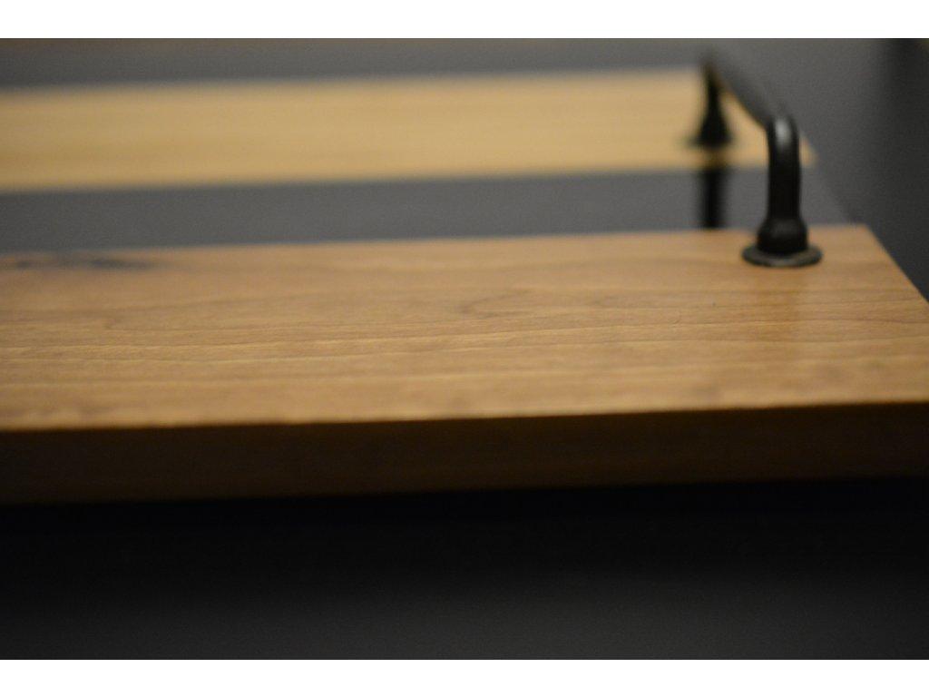 Servírovací prkénko s pryskyřicí na zakázku 40x28 cm