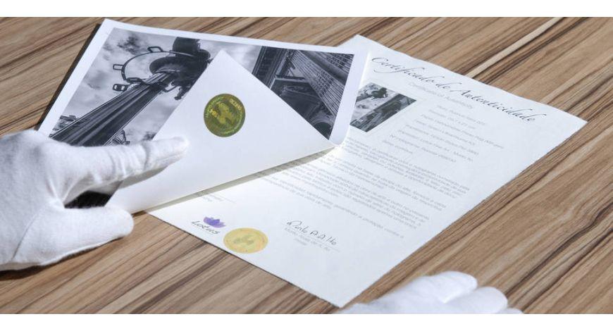 Kvalita reprodukcí tištěných na plátno