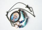 Bronzové náhrdelníky
