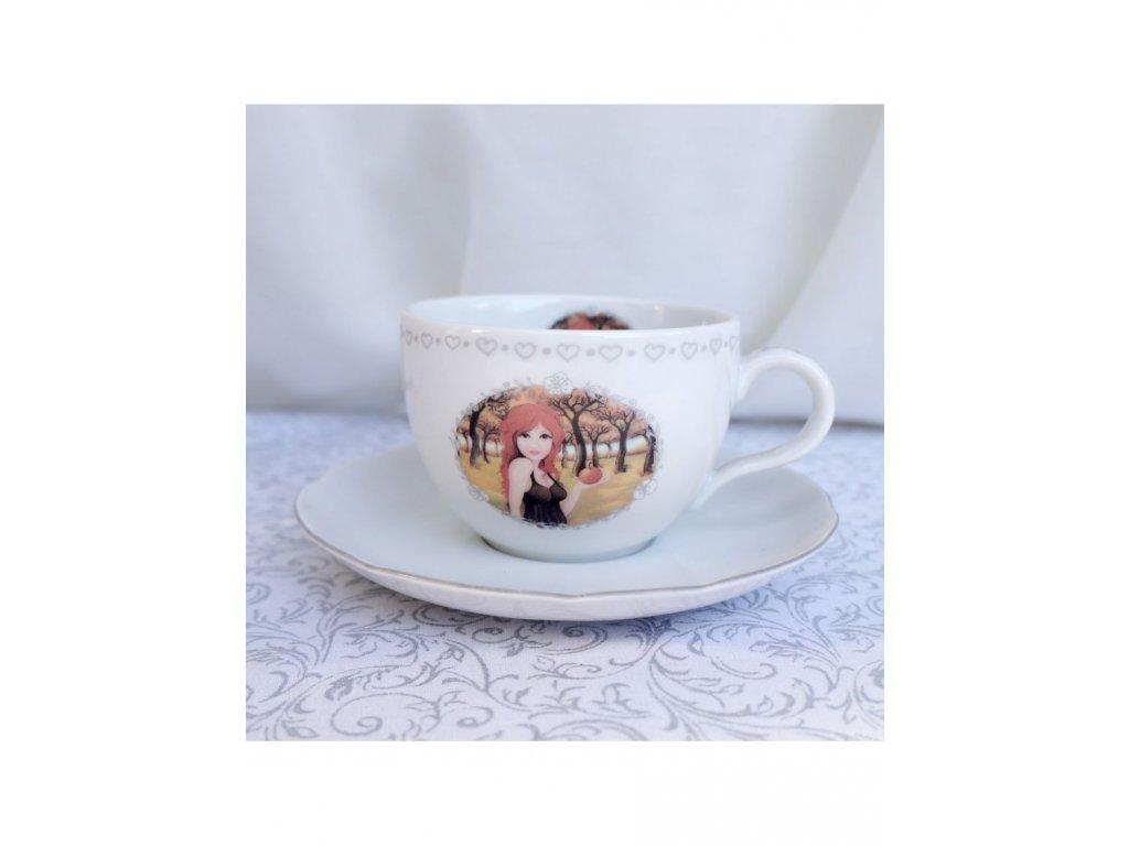 Na kávu - Zrzka