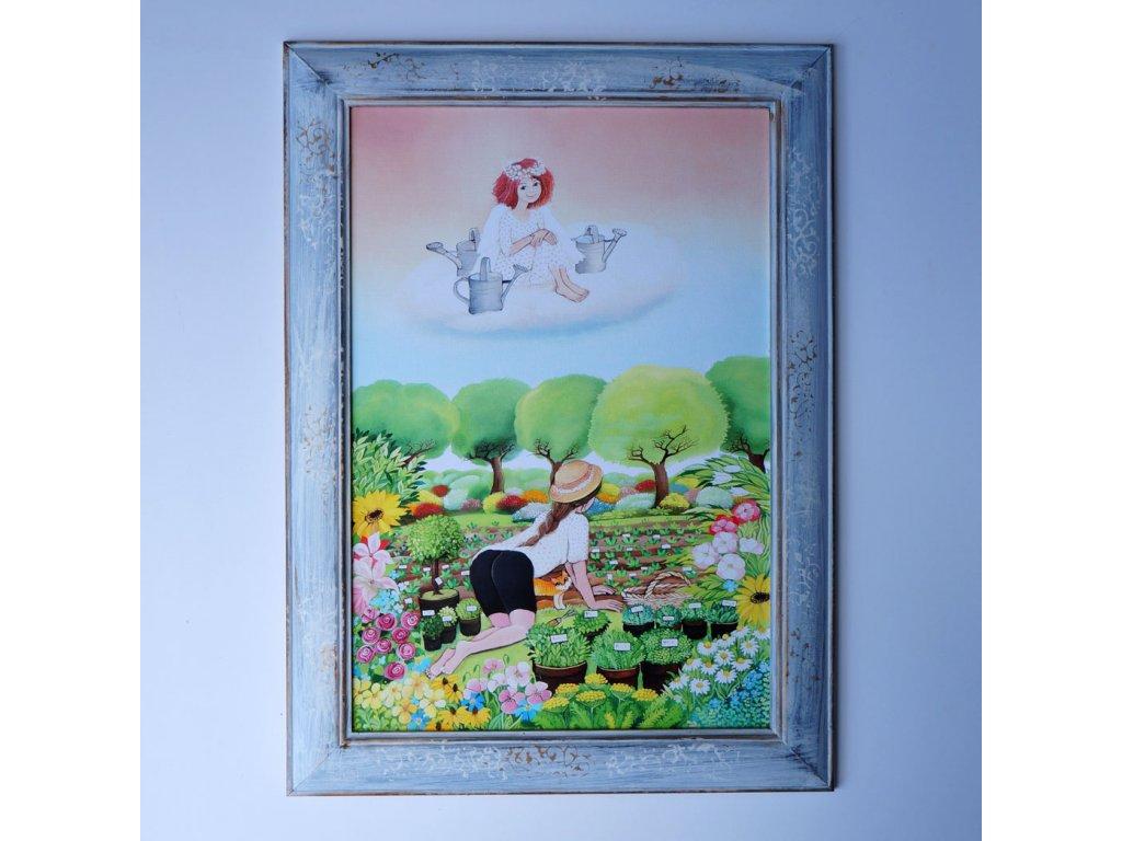 Andělka pro zahradnici