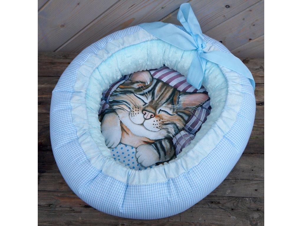 Pelíšek pro  vašeho mazlíčka