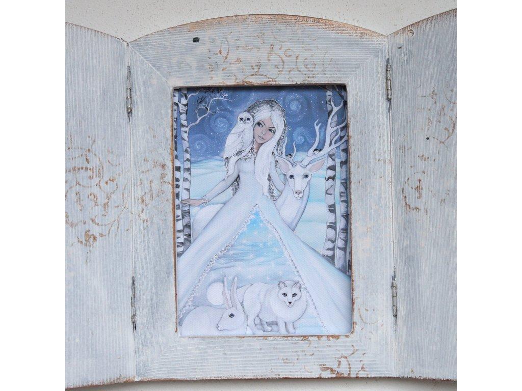 Otevírací obrázek - Zimní královna